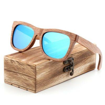 Happy fa napszemüveg kék lencsével
