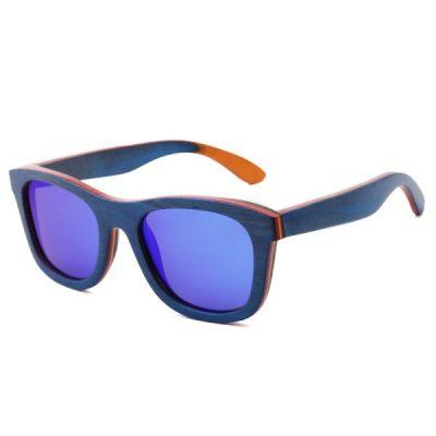 Happy fa napszemüveg kék kerettel