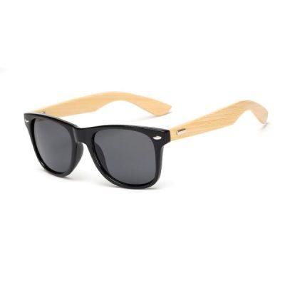 Sunny Black POLARIZÁLT napszemüveg sötét lencsével