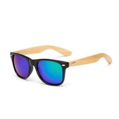 Sunny Black napszemüveg kék lencsével
