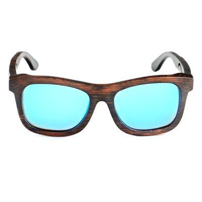 Happy polarizált fa napszemüveg – hullám minta