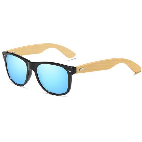polarizált bambusz napszemüveg